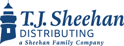 TJ Sheehan Distributing Logo
