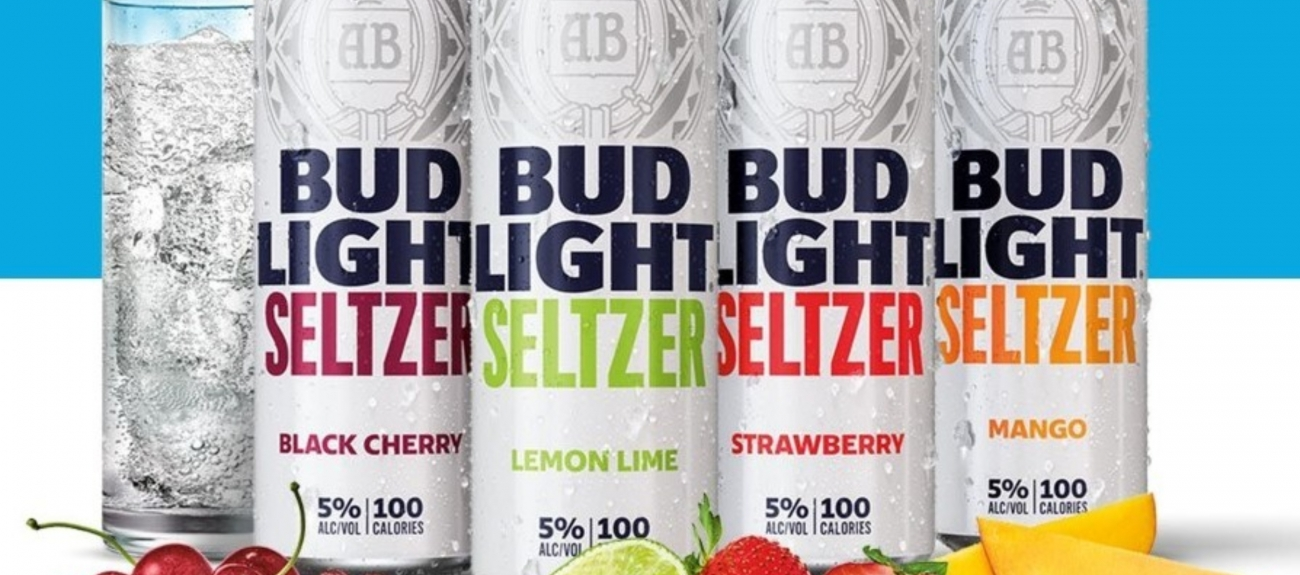 New Bud Light Seltzer!